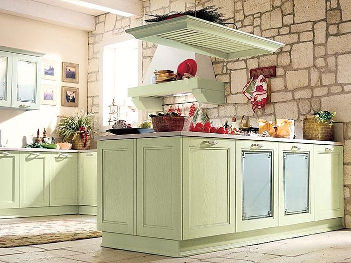 Une cuisine pastel c est sympa evasiondeco - Cuisine couleur pastel ...