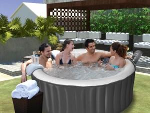 Pourquoi pas une piscine hors sol chez vous evasiondeco - Peut on se baigner dans une piscine trouble ...
