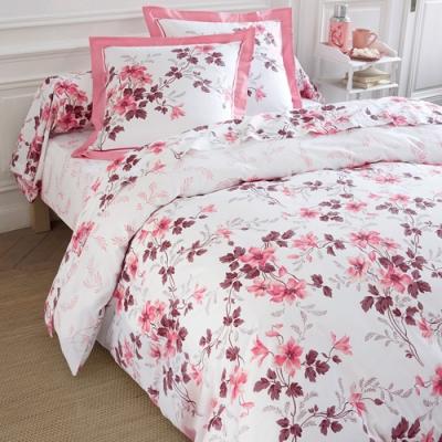 Des nuits plus fra ches gr ce aux tendances linge de lit - Maison du monde linge de lit ...