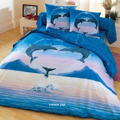 des nuits plus fra ches gr ce aux tendances linge de lit evasiondeco. Black Bedroom Furniture Sets. Home Design Ideas