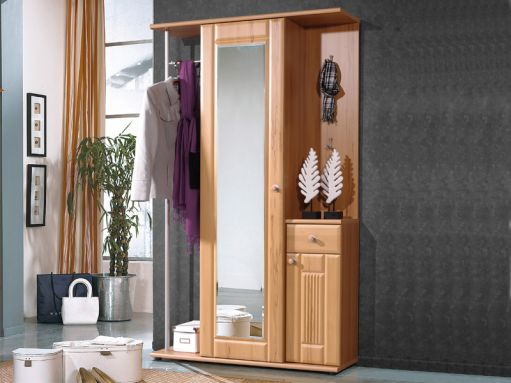 meuble entr e pas cher. Black Bedroom Furniture Sets. Home Design Ideas