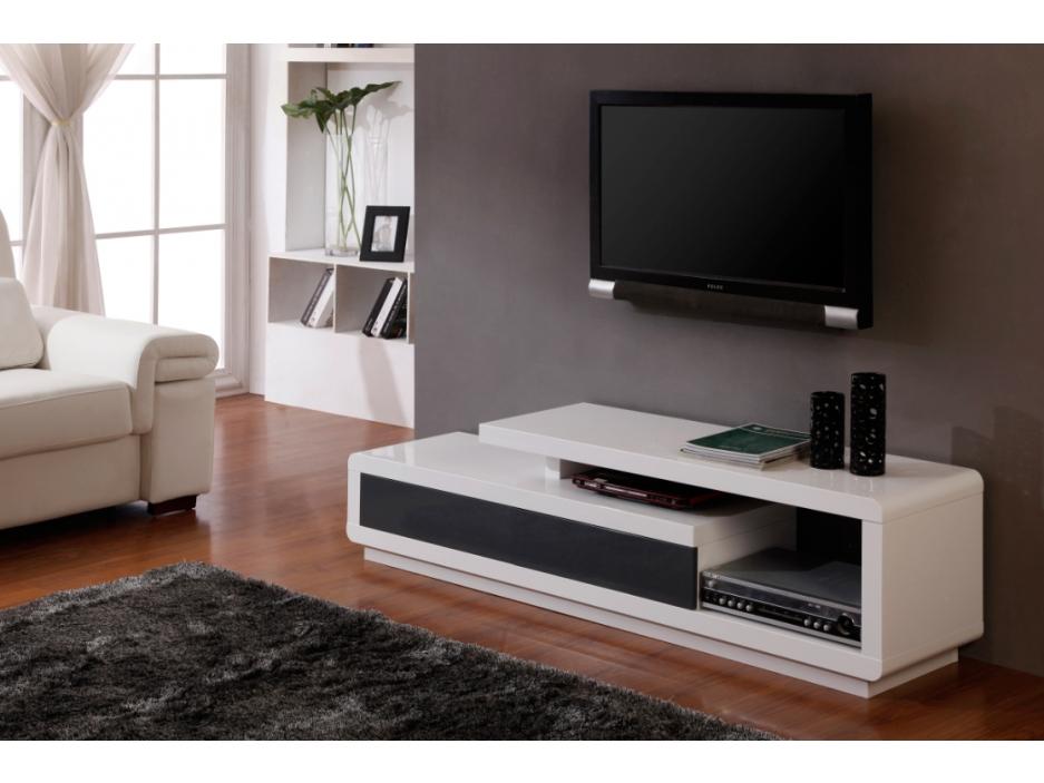 meuble tv design hollywood e ? artzein.com - Petit Meuble Tv Design