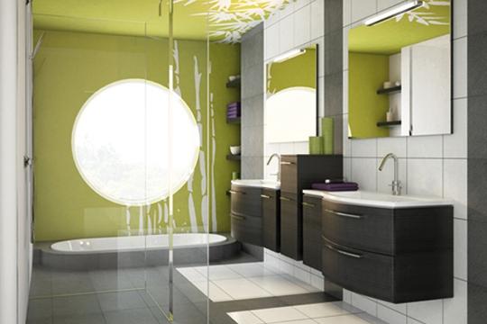 Evasiondeco - Suspension salle de bain design ...