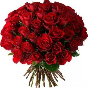 Une brassée de roses pour une fête originale dans Maison roses-rouges-300x300